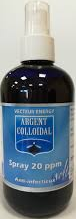 Argent Colloïdal Spray 20 ppm 250ml