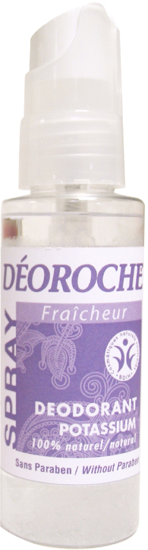 Déoroche Spray Floral Fraicheur 75ml BIO