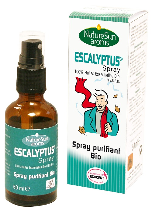 Escalyptus Spray 50ml BIO