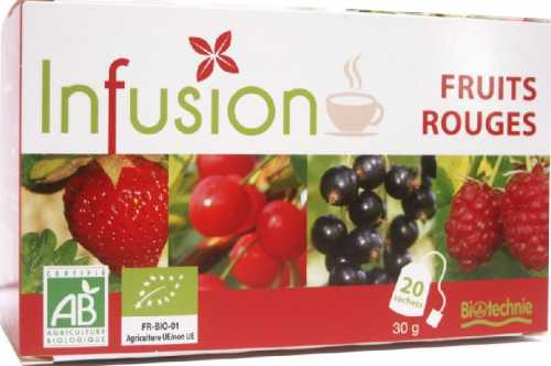 Fruits Rouges Infusion AB