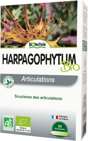 Harpagophytum 20 ampoules AB